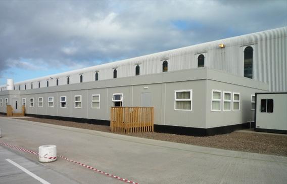 modular and portable classrooms