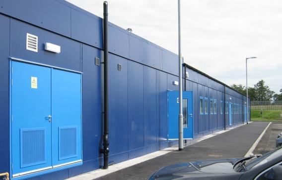general modular building sector
