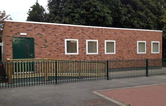 Acrol Modular, Portable & Temporary Classrooms